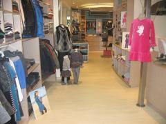 Boutique de vêtements pour enfants à reprendre dans le centre d'Audenarde Flandre orientale