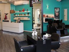 6 salons de coiffure mixte + 1 boutique avec propre salon à reprendre région Waasland - Zeeuws-Flandres Flandre orientale n°2