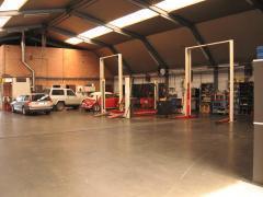 A vendre dans la région de Louvain garage + shop accessoires auto Brabant flamand n°5