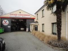 Garage - Carrosserie à reprendre dans la région de Termonde Flandre orientale