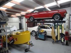 Garage - Carrosserie à reprendre dans la région de Termonde Flandre orientale n°3