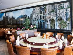 A reprendre pour 100 % des parts restaurant cuisine du monde dans la région de Bruges Flandre occidentale