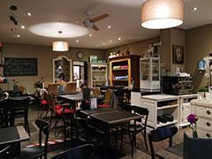 A reprendre salon de thé et café dans le Flandre Occidentale frontière Flandre Orientale Flandre orientale