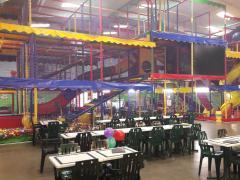 Te koop binnenspeeltuin-indoor recreatie gelegen Oost-Limburg Limburg