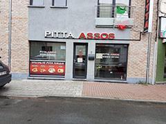 Pitta - friture à reprendre dans la région de Mons Hainaut