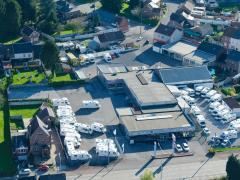Bedrijf gespecialiseerd in verkoop, verhuur en onderhoud van motor home in de provincie Henegouwen Henegouwen