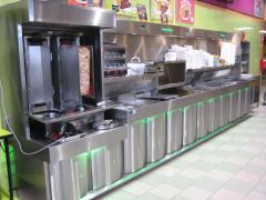 Fast-food, Snack, friterie pour 100 % des parts à reprendre région de La Louvière Hainaut n°7