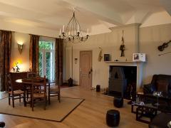 A vendre dans la région de Dinant maison de maître + grange aménagée en gite et chambres d'hôtes Province de Namur n°5