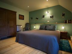 A vendre dans la région de Dinant maison de maître + grange aménagée en gite et chambres d'hôtes Province de Namur n°7