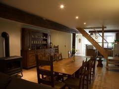 A vendre dans la région de Dinant maison de maître + grange aménagée en gite et chambres d'hôtes Province de Namur n°11