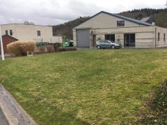 A vendre entrepôt + matériel de plâtrier dans la zoning Floreffe (Namur) Province de Namur