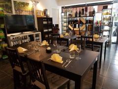 Pour 100 % des parts à reprendre traiteur - restaurant et épicerie fine Italienne à Bruxelles Bruxelles capitale n°1