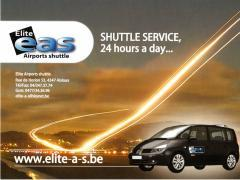 Entreprise de navettes aéroports + événementiels dans la province de Liège Province de Liège