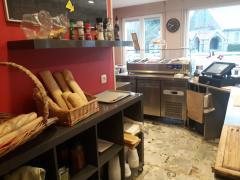 Broodjeszaak - klein restaurant over te nemen te Heusy-Verviers Provincie Luik