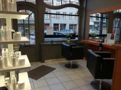 Salon de coiffure à reprendre à Jambes-Namur Province de Namur n°1
