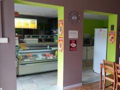 Snackbar over te nemen in de regio van Fleurus Henegouwen