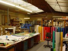 Pour 100 % des parts à reprendre société d'imprimerie textile - offset dans la région Mons-Tournai Hainaut n°4