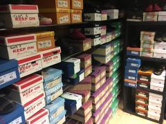Pour 100 % des parts magazin de chaussures à reprendre dans le centre Hainaut n°5