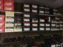 Pour 100 % des parts magazin de chaussures à reprendre dans le centre Hainaut n°8