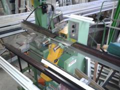 Hangar équipé pour la fabrication de chassis à reprendre dans la région de Charleroi Hainaut n°5