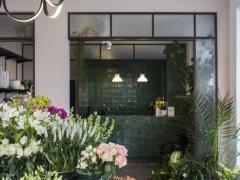 Voor 100 % van de aandelen over te nemen bloemenzaak-commerciële ruimte te Brussel Brussel Hoofdstad