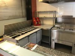 A reprendre petite restaurant ou petite restaurant- snackbar-sandwicherie et friterie à Louvain Brabant flamand