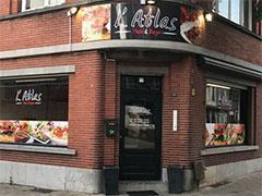 A reprendre petite restaurant ou petite restaurant- snackbar-sandwicherie et friterie à Louvain Brabant flamand n°4
