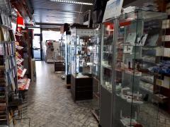 Over te nemen gelegen in centrum van Waver boek-papierhandel en schrijfmaterialen van het hogere segment Waals Brabant