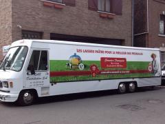 Pour 100 % des parts à reprendre commerce ambulant crémerie + fromagerie dans la province de Liège Province de Liège n°6