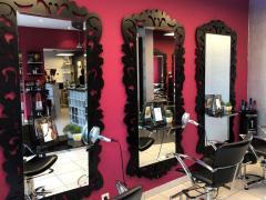 A vendre salon de coiffure et soins d'ethétique dans la région de Mons Hainaut n°2