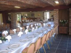 Centre de séminaires - salle de fête - taverne - gîte à reprendre dans la Vallée de la Lesse- Houyet Province de Namur n°8