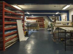 Voor 100 % van de aandelen over te nemen atelier voor het monteren van specieke materialen te Waals-Brabant Waals Brabant