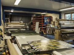 Pour 100 % des parts à reprendre atelier de montage spécifique dans le Brabant-Wallon Brabant wallon n°2