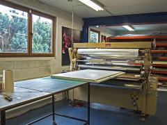 Pour 100 % des parts à reprendre atelier de montage spécifique dans le Brabant-Wallon Brabant wallon n°4