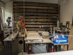 Pour 100 % des parts à reprendre atelier de montage spécifique dans le Brabant-Wallon Brabant wallon n°8