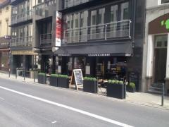 Pour 100 % des parts à reprendre restaurant-petite restauration-sandwicherie au coeur du quartier européen Bruxelles capitale