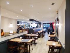 Pour 100 % des parts à reprendre restaurant-petite restauration-sandwicherie au coeur du quartier européen Bruxelles capitale n°4