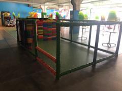 Aire de jeux intérieur pour enfants à reprendre proche du centre ville de Charleroi Hainaut n°4