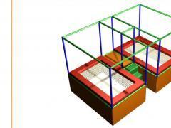 Aire de jeux intérieur pour enfants à reprendre proche du centre ville de Charleroi Hainaut n°5
