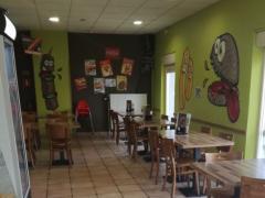 Snack-friterie-petite restauration à reprendre dans la région de Bouillon Hainaut