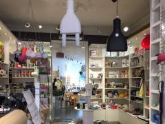 Boutique cadeaux et déco design à reprendre à Mont-sur-Marchienne Hainaut