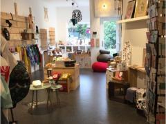 Boutique cadeaux et déco design à reprendre à Mont-sur-Marchienne Hainaut n°2
