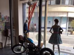 Concept store vêtements hommes-dames-événements à reprendre dans le centre d'une ville dans la province de Liège Province de Liège n°1