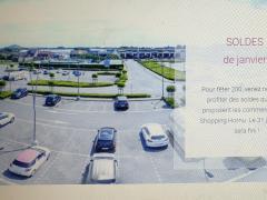 Brasserie - Restaurant à reprendre dans un retail park de 25 magasins (Delhaize, Krëfel) dans la région de Mons Hainaut
