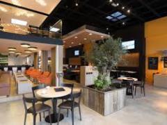 Brasserie - Restaurant à reprendre dans un retail park de 25 magasins (Delhaize, Krëfel) dans la région de Mons Hainaut n°2