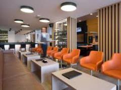 Brasserie - Restaurant à reprendre dans un retail park de 25 magasins (Delhaize, Krëfel) dans la région de Mons Hainaut n°3
