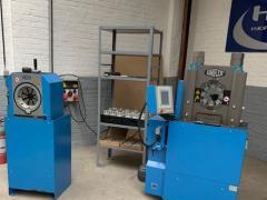 Entreprise de fabrication de composants hydrauliques à reprendre à Liège Province de Liège