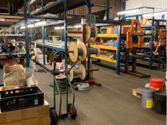 A reprendre dans la province de Liège: Entreprise de fabrication, distribution et maintenance de matériel et technologie pour l'environnement Province de Liège n°10