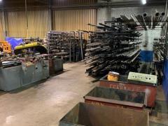 A reprendre dans la province de Liège: Entreprise de fabrication, distribution et maintenance de matériel et technologie pour l'environnement Province de Liège n°11