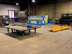 A reprendre dans la province de Liège: Entreprise de fabrication, distribution et maintenance de matériel et technologie pour l'environnement Province de Liège n°12